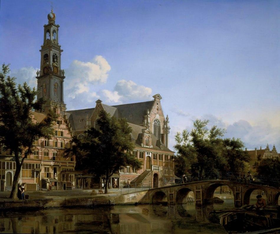van_der_Heyden_Westerkerk