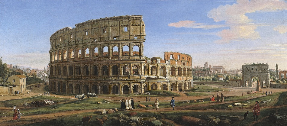 colosseum_and_the_arch_of_constantine