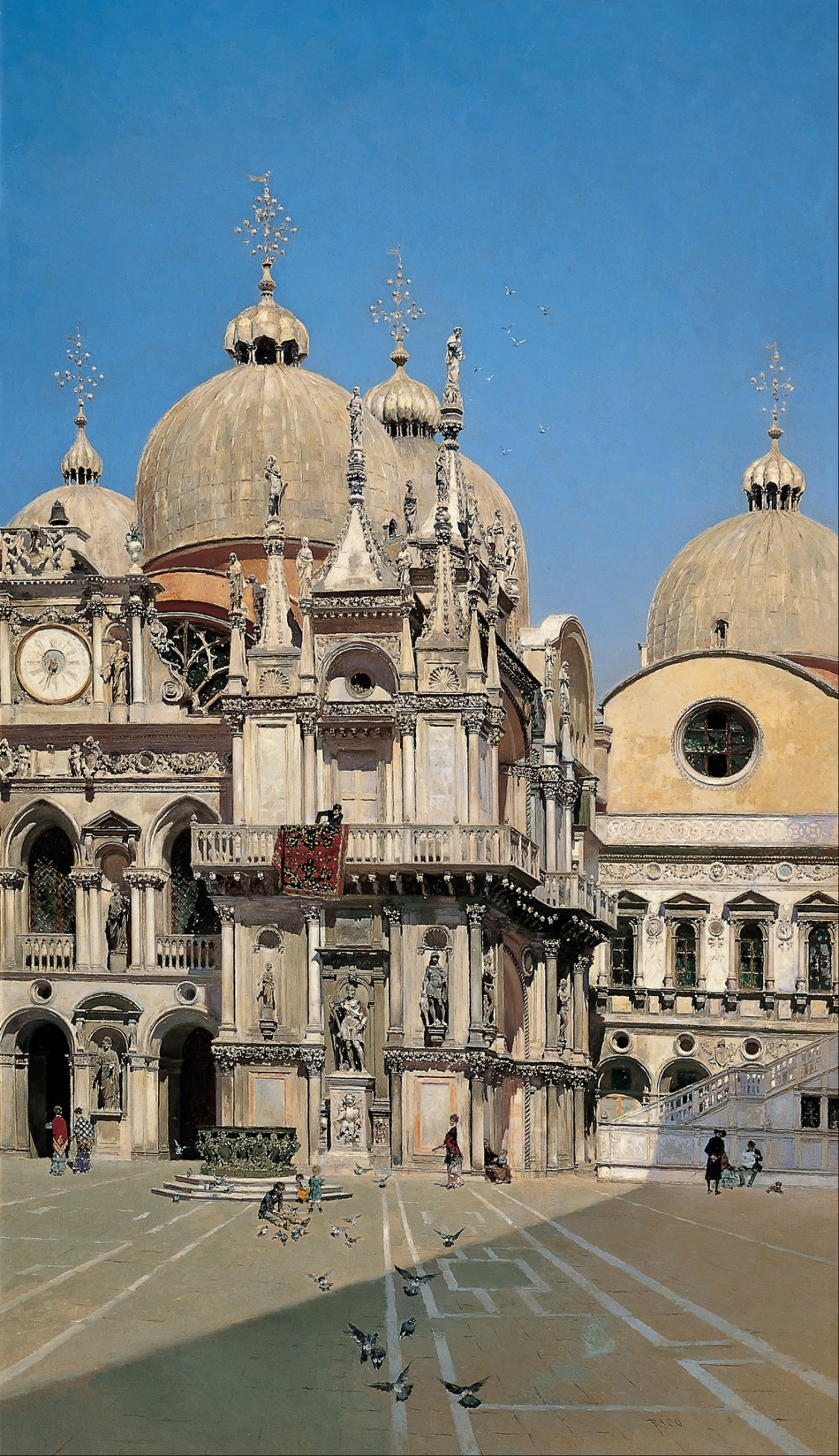 Martín_Rico_y_Ortega_-_Courtyard_of_the_Palace_of_the_Dux_of_Venice_-_Google_Art_Project
