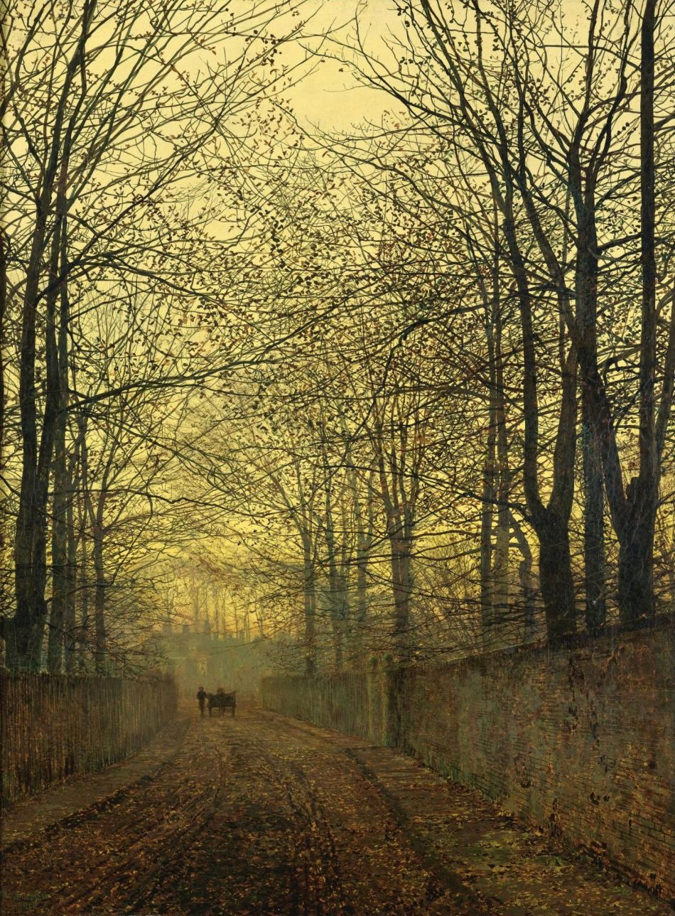 John-Atkinson-Grimshaw-Paintings-October-Gold-1885