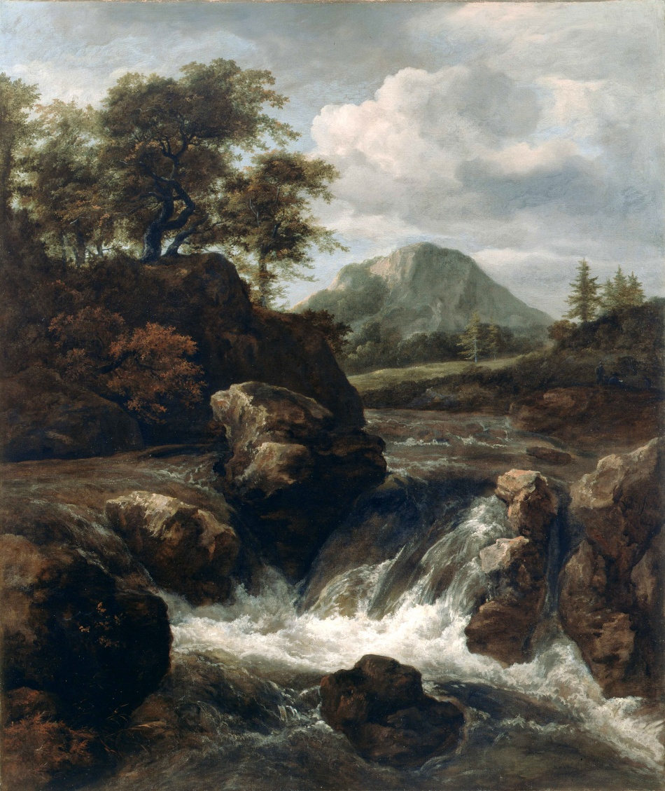 Van_Ruisdael,_Jacob_-_A_Waterfall_-_Google_Art_Project
