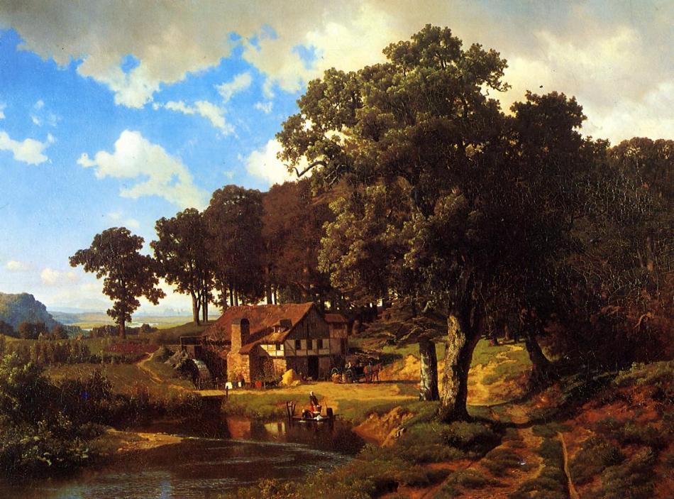 a-rustic-mill
