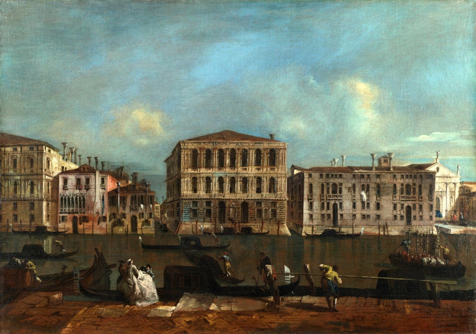 The_Grand_Canal_with_Palazzo_Pesaro,_Francesco_Guardi