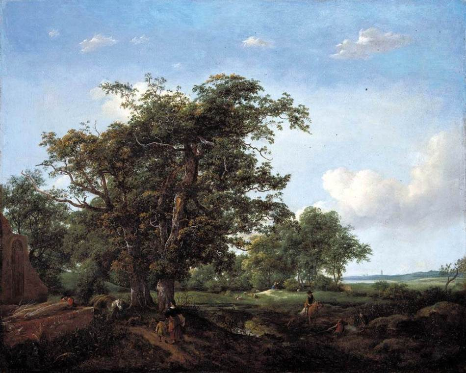 cornelis-hendricksz-vroom-the-younger-pastoral-landscape