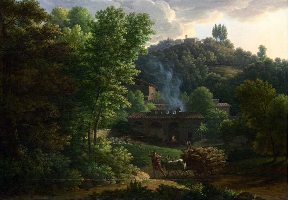 Francois-Xavier-Fabre-Italian_Landscape