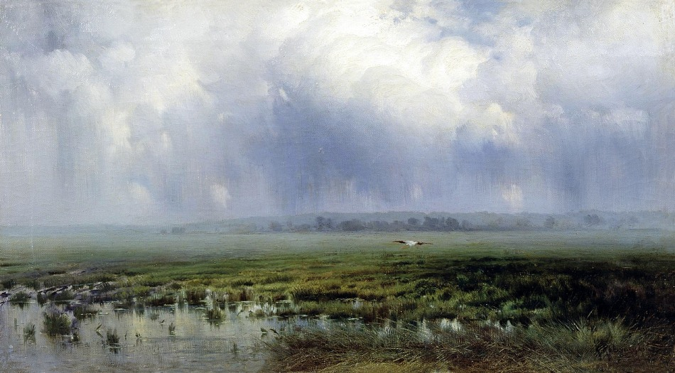 Konstantin_Kryzhitsky_Boloto_1885