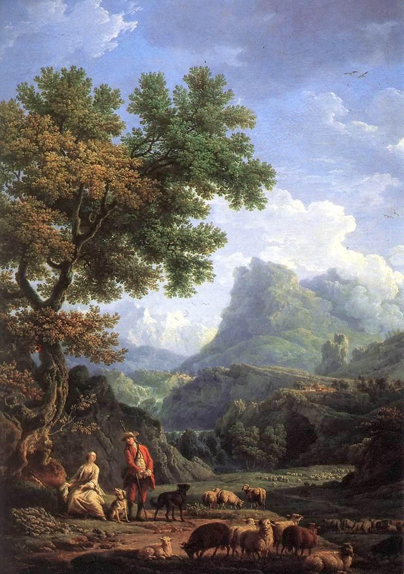 Shepherd-vernet