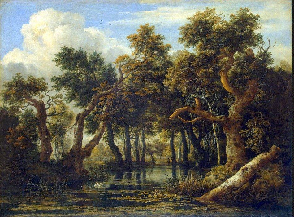 Ruisdael_Jacob_Isaaksz_van-ZZZ-Marsh