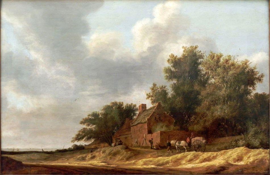 1280px-Salomon_van_Ruysdael_Bauerngehöft