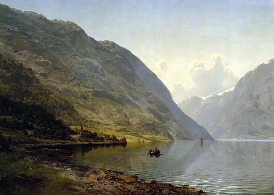 from-hardanger-johan-fredrik-eckersberg