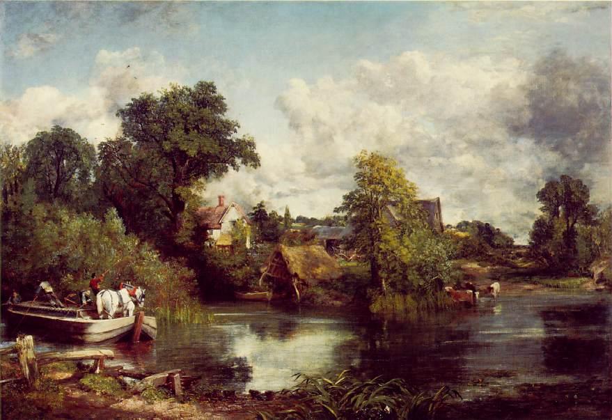 White Horse John Constable