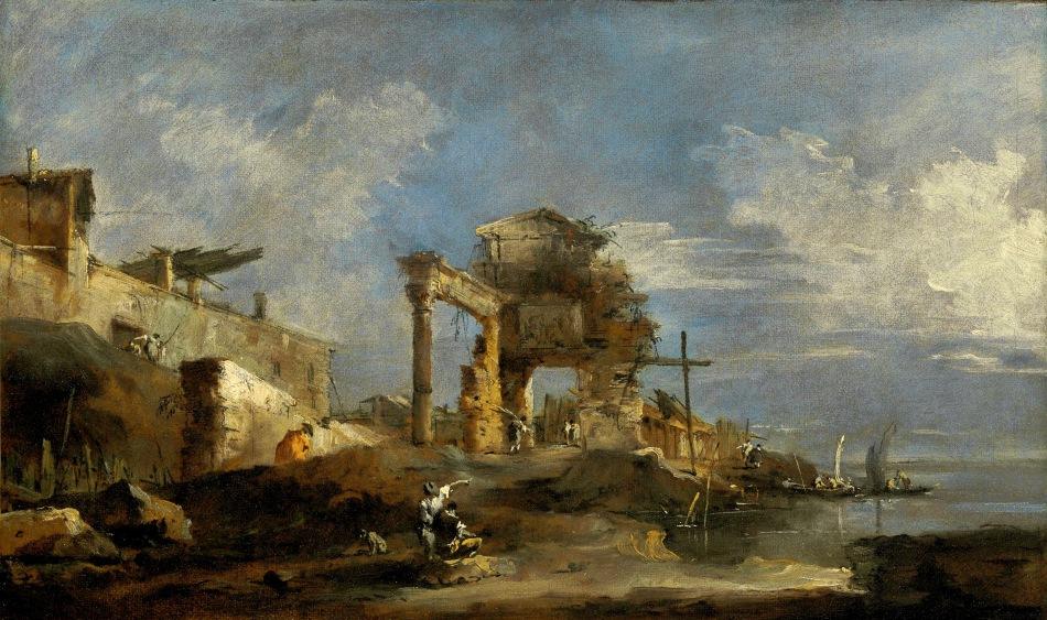 guardi-capriccio-avec-des-ruines-et-une-lagune