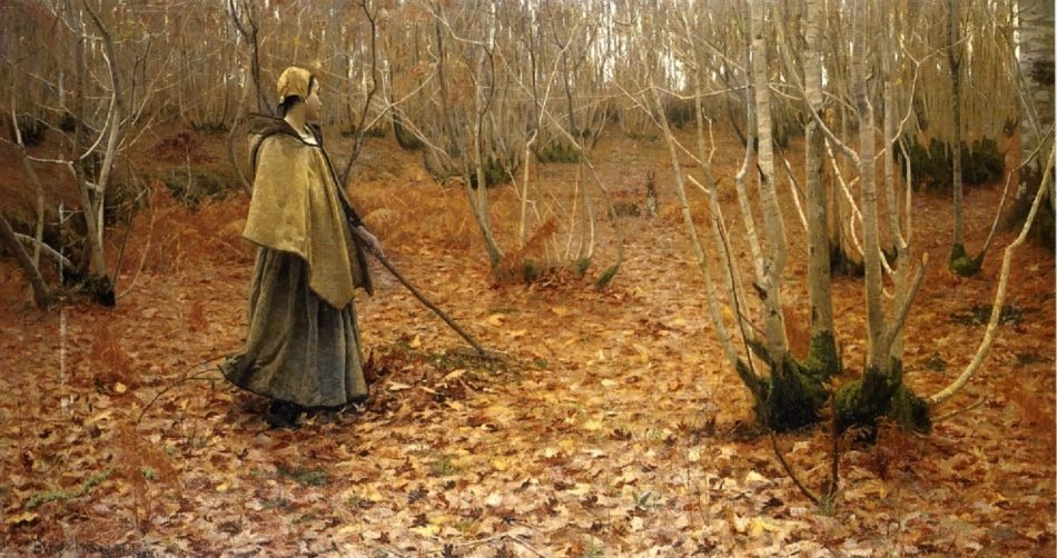 Lowell Birge Harrison – Musée des beaux-arts de Rennes. Title: Novembre. Date: 1881. Materials: oil on canvas. Dimensions: 132.1 x 246.7 cm. Nr.: ? Source: https://commons.wikimedia.org/wiki/File:Lowell_Birge_Harrison_Novembre.jpg.