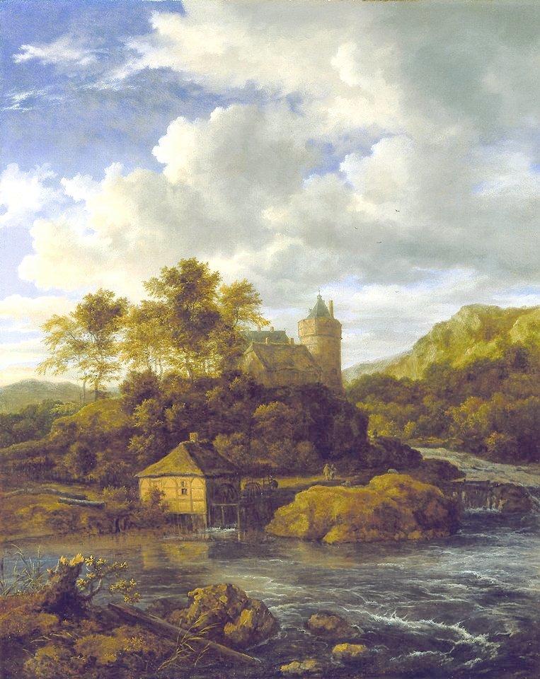 Jacob van Ruisdael Wikipedia